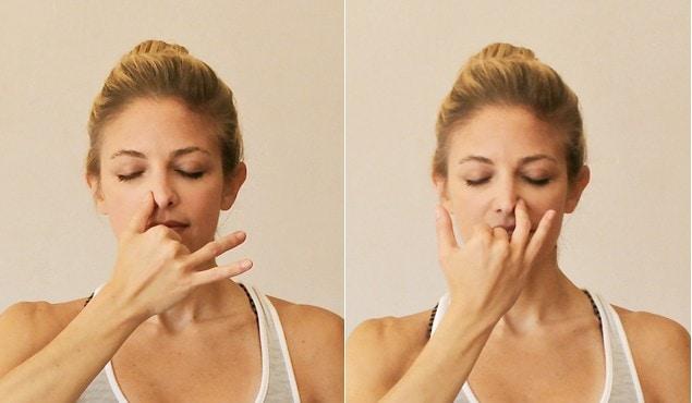 Ayur clinic nadi shodhana breathing