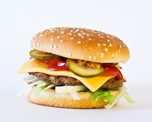 Burger acid reflux Ayurclinic Melbourne